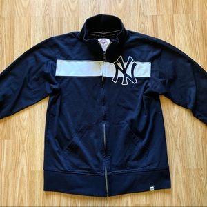 '47 Brand Yankees Zip-Up